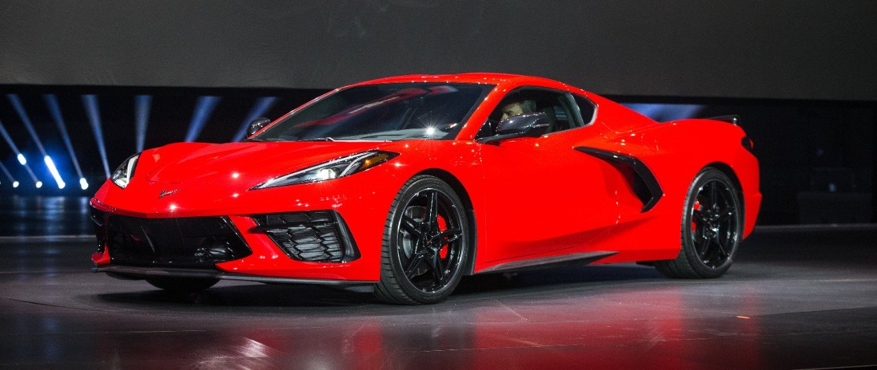 2020 Corvette C8 Stingray Reveal Photo Gallery Muscle Cars And Trucks