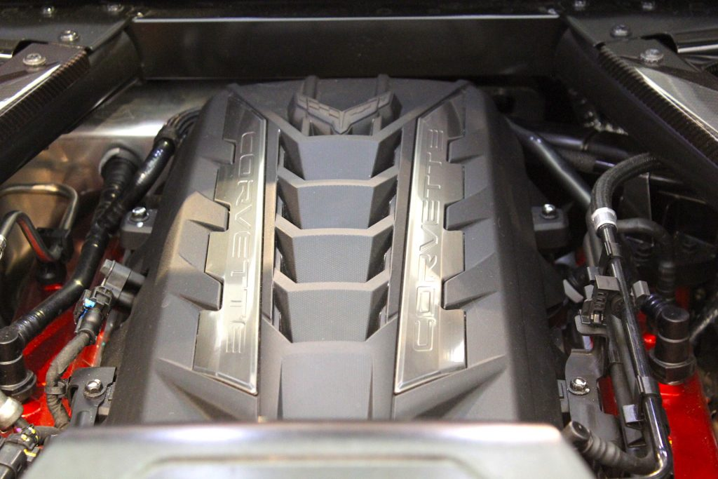 Mid-Engine Corvette Is Officially Faster Than C7, Obviously