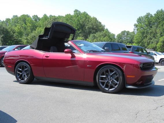 Dodge Challenger Convertible A Reality