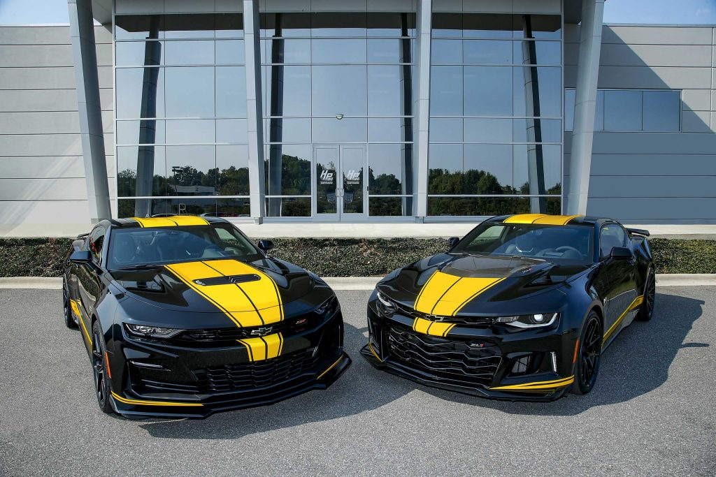 2020 Camaro With Up To 750 HP To Be Available For Rent ...