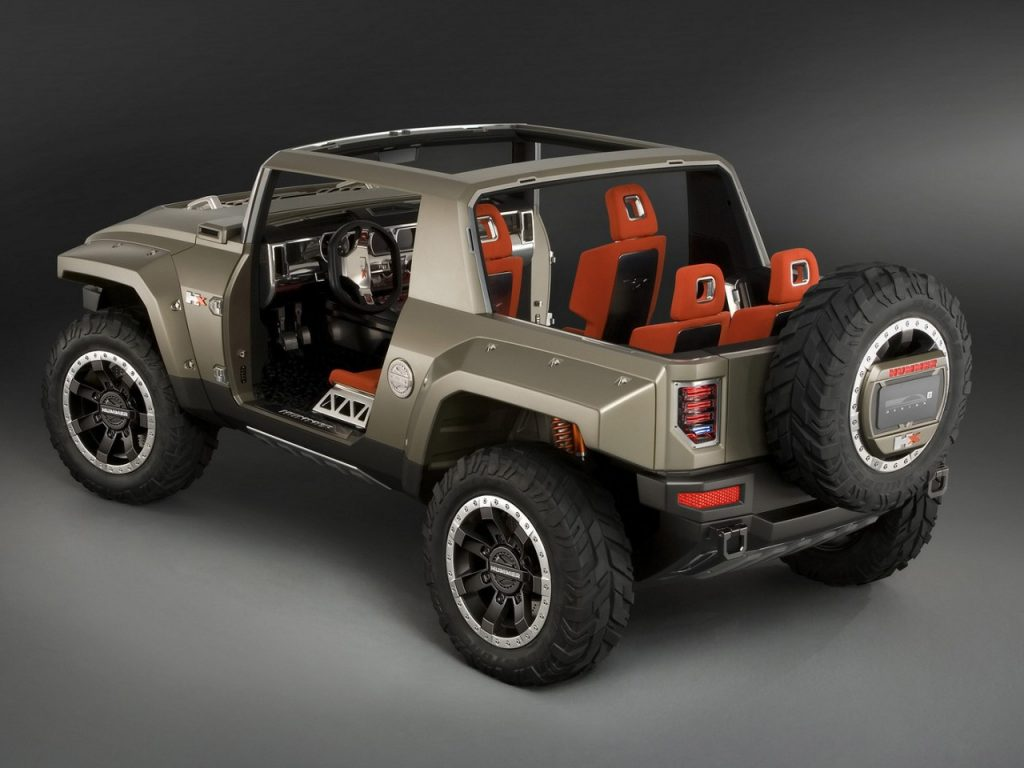 Electric Hummer, Cadillac, Chevrolet, GMC Trucks And SUVs ...