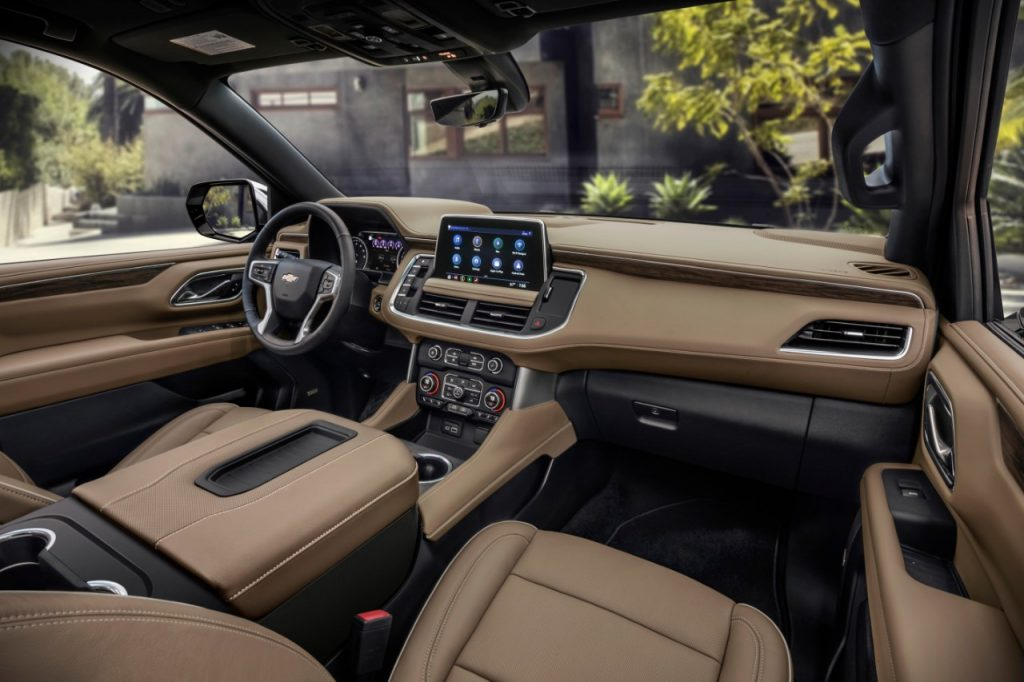 2021 Chevrolet Suburban Brings The House | Muscle Cars ...