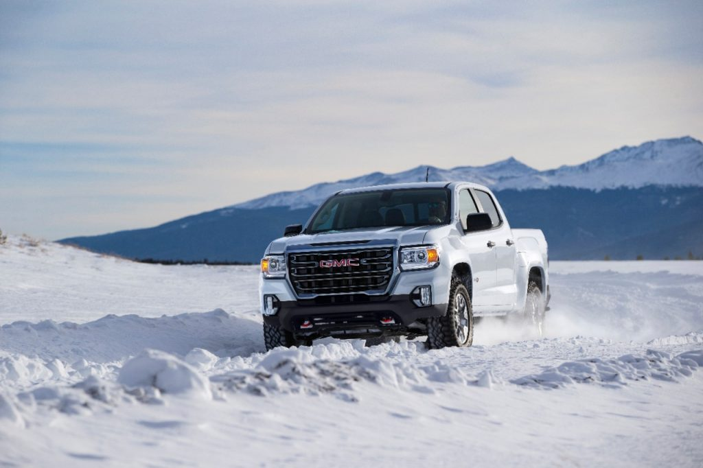 Order Guide Leakes Special Package For Gmc Canyon