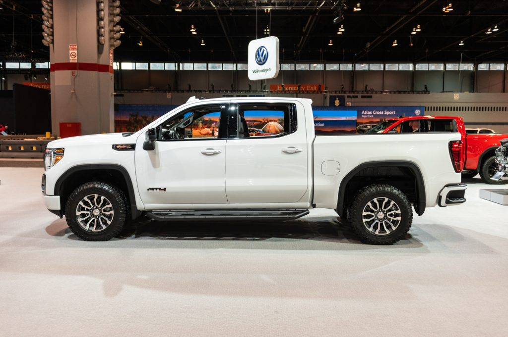 2021 Gmc Sierra 1500 Announced With Tech And Content Updates