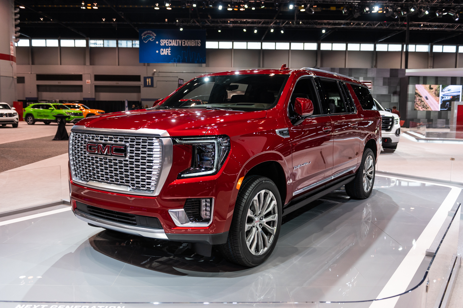 2021 gmc yukon pricing announced  muscle cars and trucks