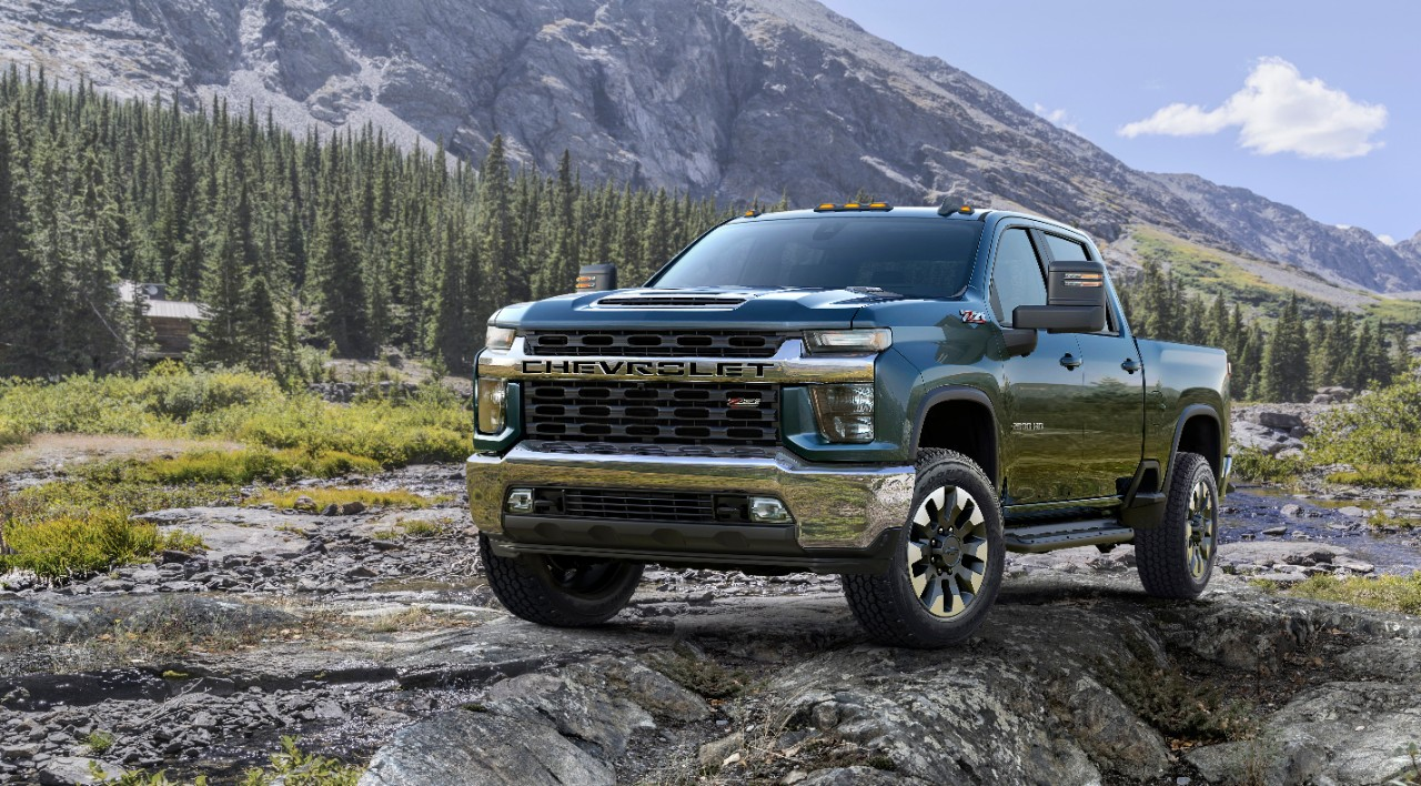 Chevy Silverado HD, GMC Sierra HD Get An Exhuast Upgrade