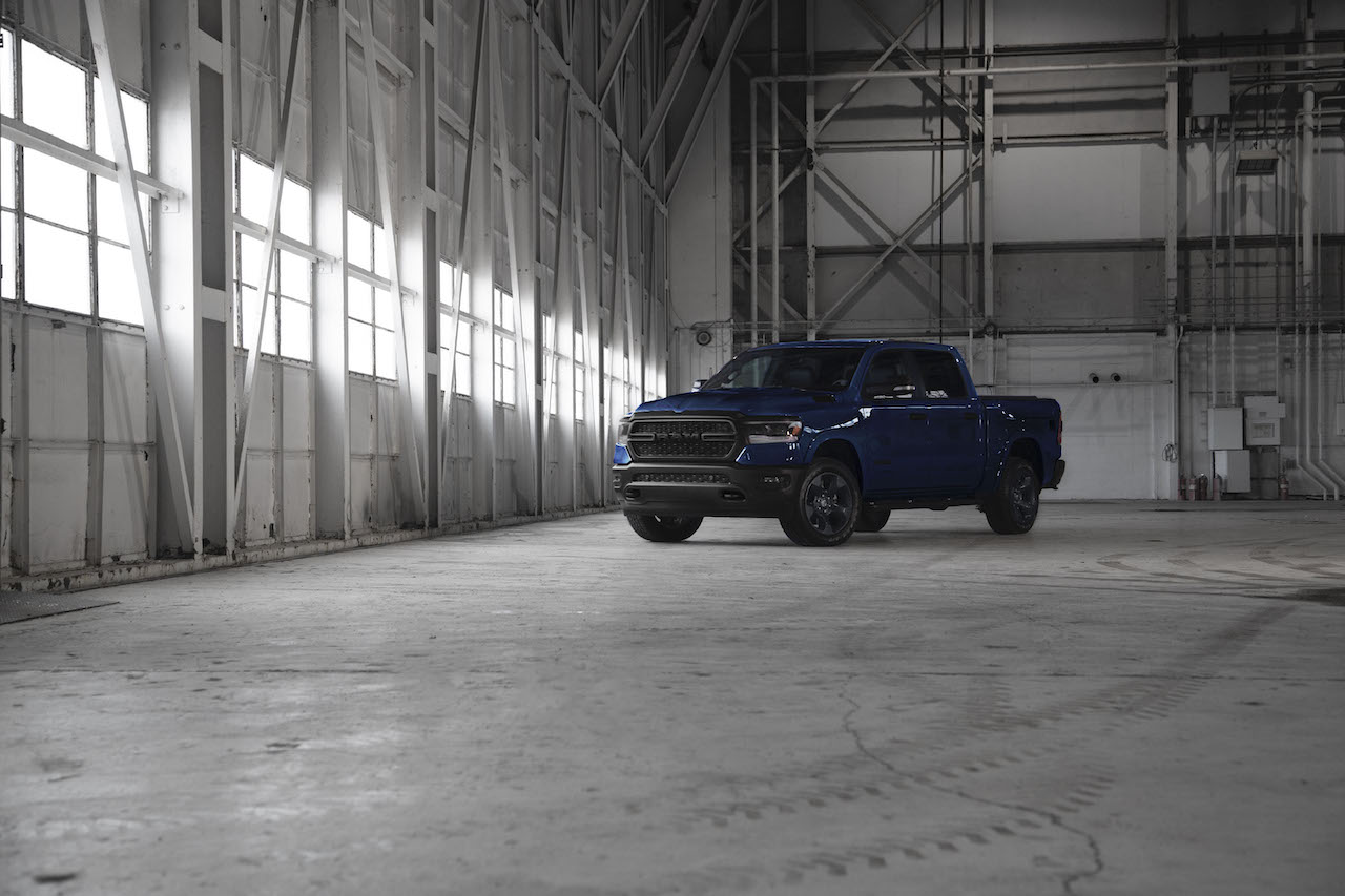 Ram 1500 Built To Serve Edition Trucks Coming To Honor Navy