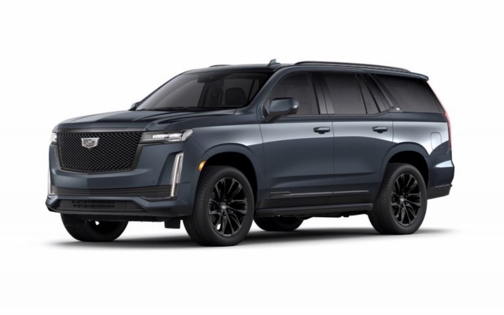 most expensive 2021 cadillac escalade tops 115000 – the