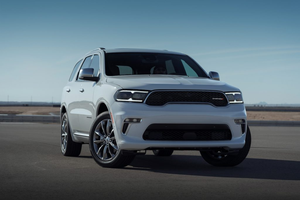 2021 Dodge Durango Debuts With New Interior Fresh Looks More Tech