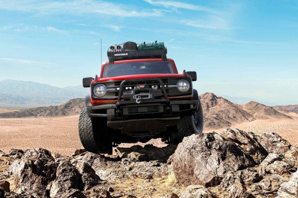 No Bronco V8 No Problem Pax Power Planning 30 000 Coyote Swap
