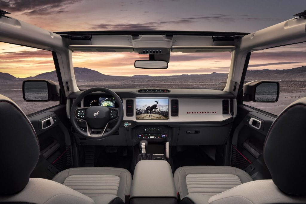 2021 Ford Bronco Pricing And Trim Levels Explained