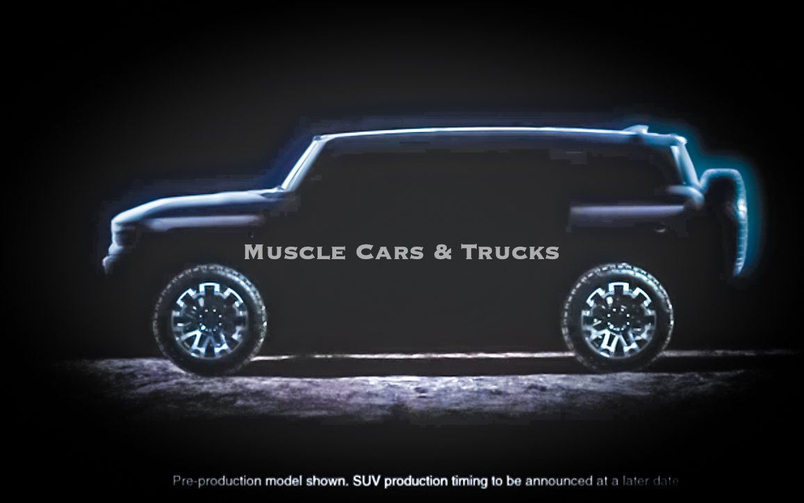 Hummer Ev Photos 10 Takeaways From The Latest Teaser Shots