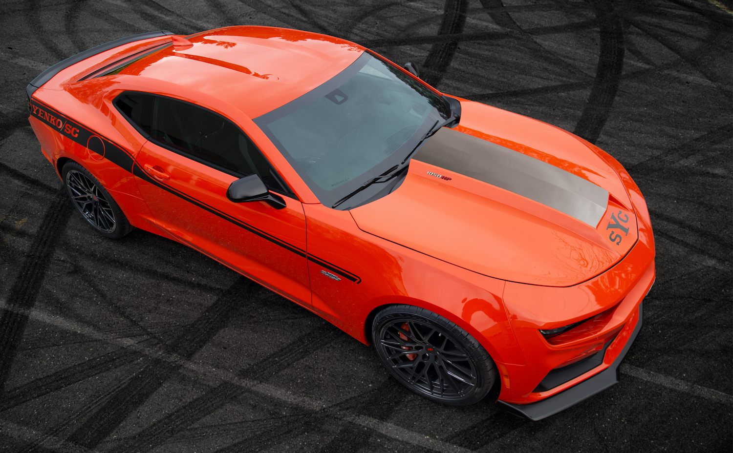 2021 Yenko Stage II Chevrolet Camaro Muscle Car Sales Q3 2020
