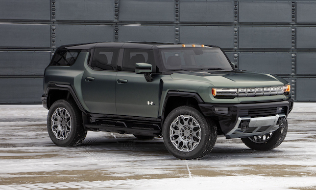 2024 GMC HUMMER EV ELECTRIC SUV