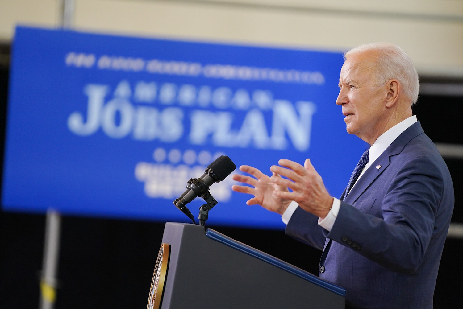 President Joe Biden has committed $174 billion towards electric vehicles and other areas related to EVs as part of the American Jobs Plan.