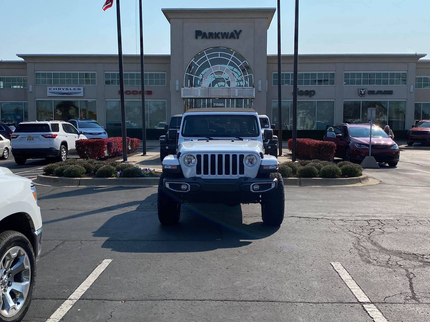 A Metro Detroit salesman at Parkway Chrysler-Dodge-Jeep-Ram has cost FCA $8.7 million by using falsified EPCN employee discount codes.